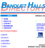 Banquet Hall Directory